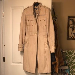 Kenneth Cole reaction wool coat size 2